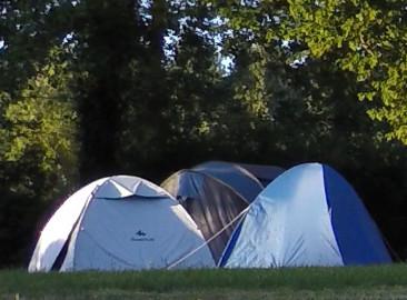 Emplacements de Camping Les Portes d'Alsace