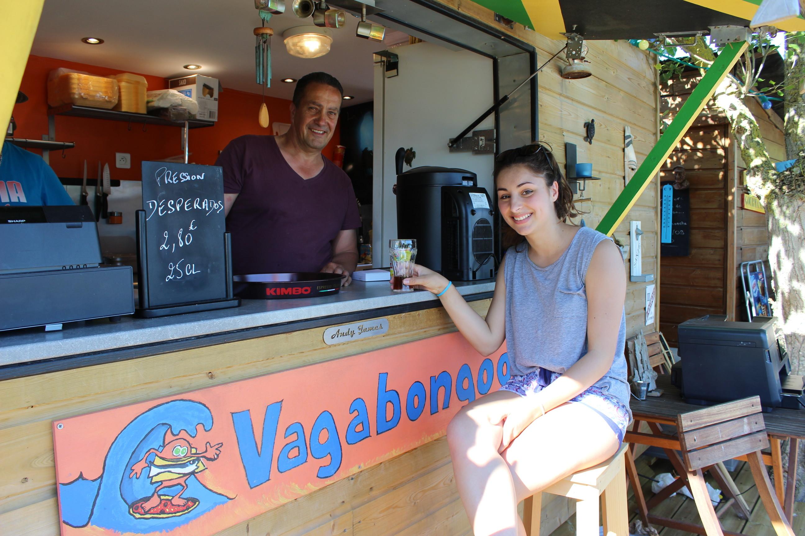 Snack-bar de Ouistreham Riva-Bella