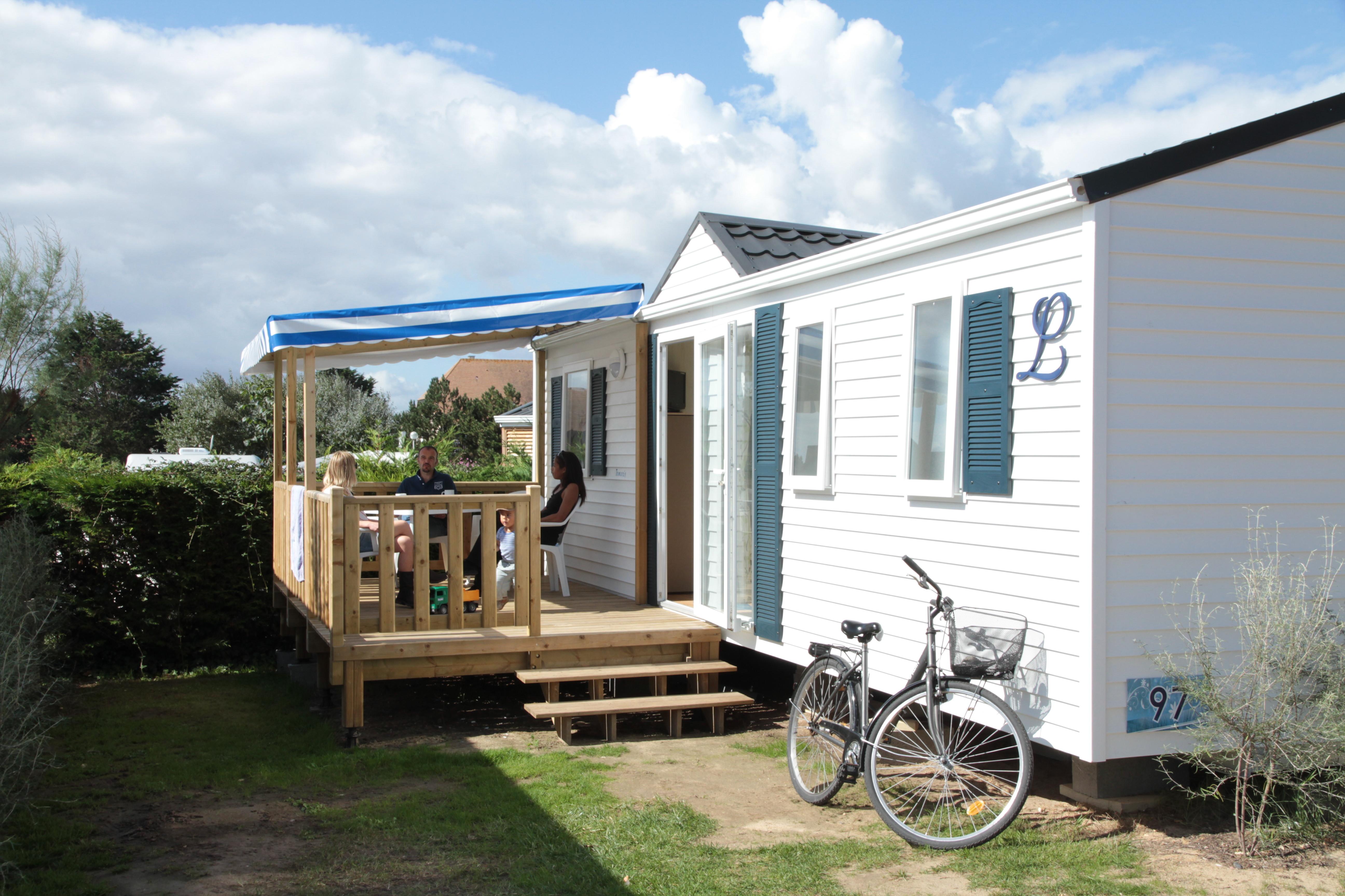 Terrasse cottage prestige