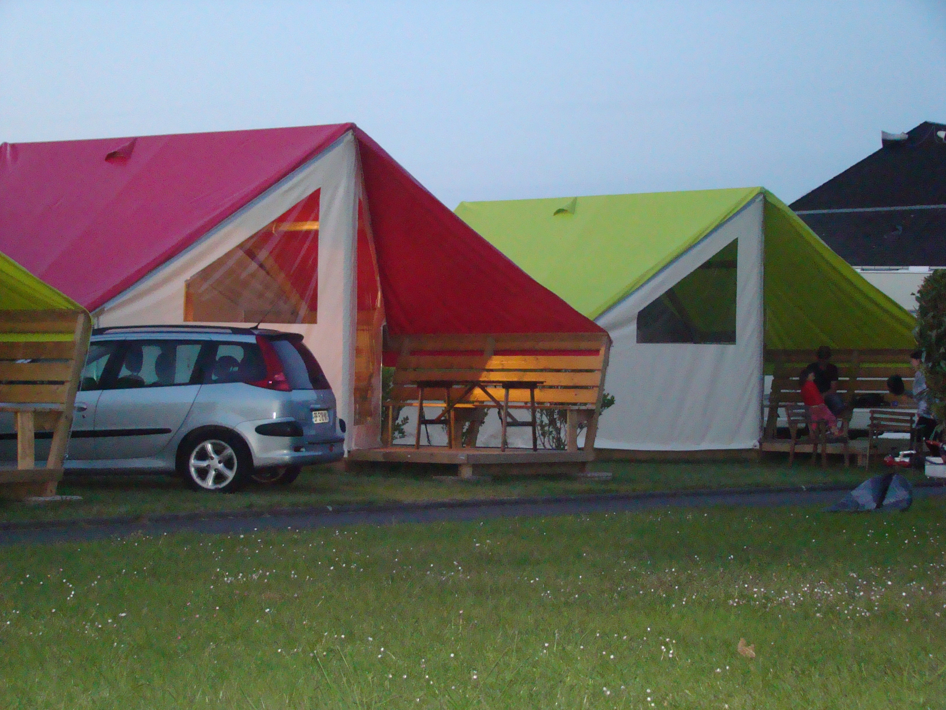 Ecolodge junior Ouistreham Riva Bella