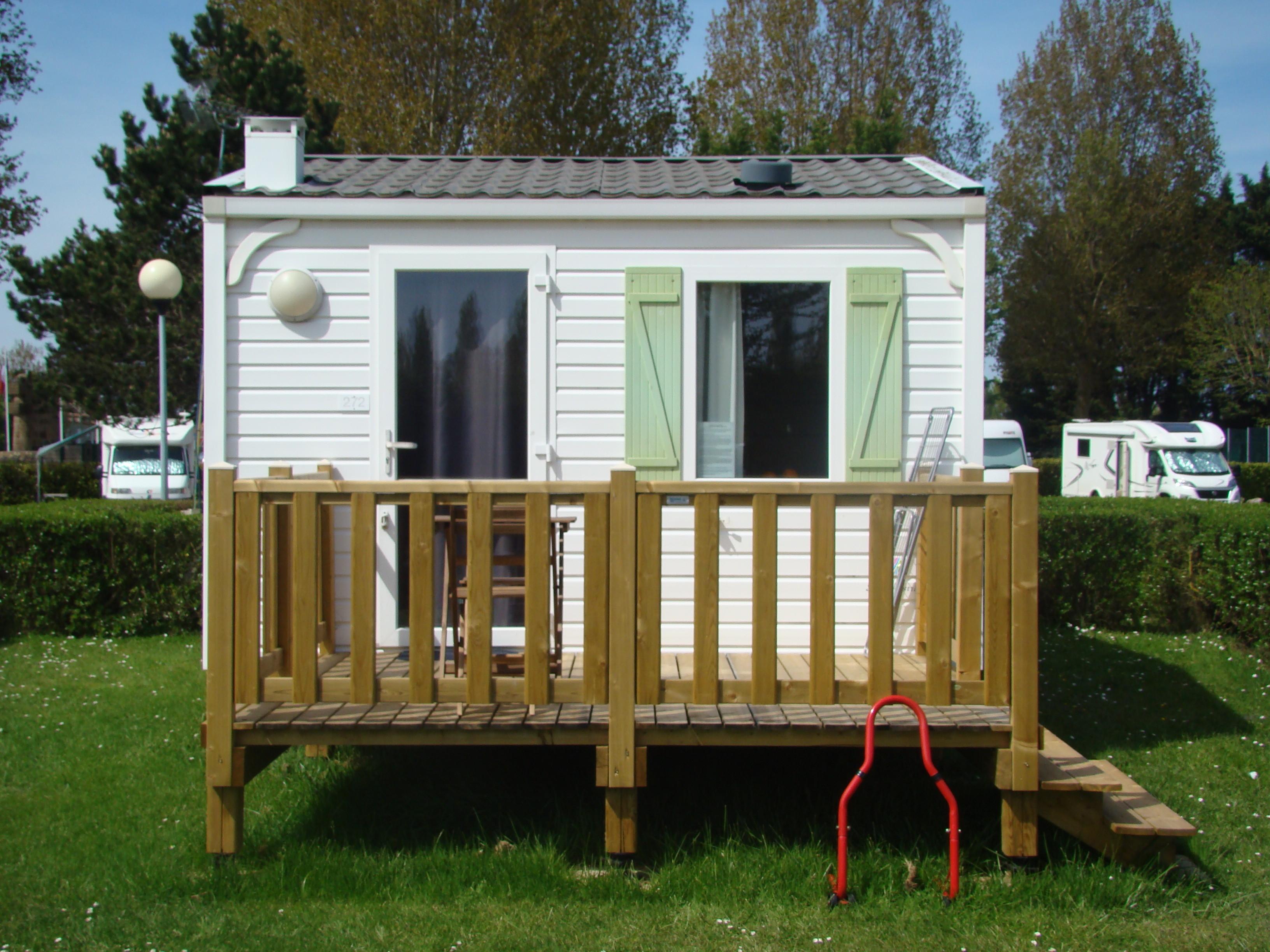 evasion studio camping à Ouistreham Riva bella