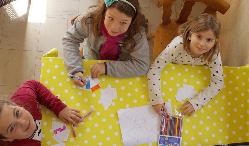 enfants activite