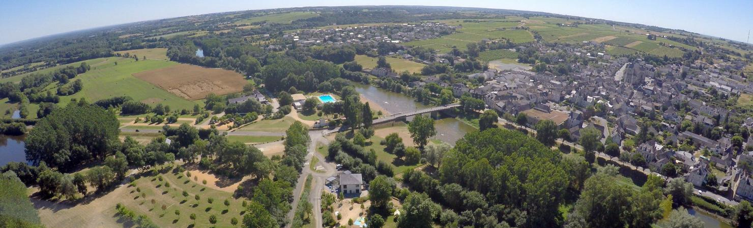 camping les Plages de Loire- camping 3 étoiles piscine chauffée