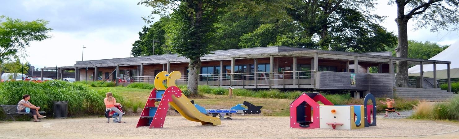 Aquarev pano, camping base de loisirs familale