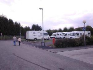 Aire de camping-car Vosges