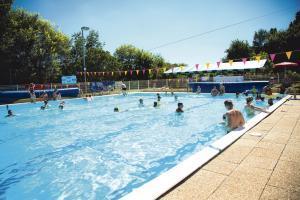 Camping Loire avec piscine chauffée
