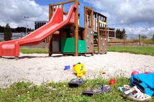 Camping Saverne, aires de jeux pour enfants