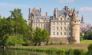 Patrimoine, château de Brissac