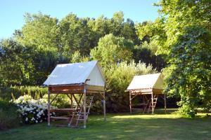 Location insolite Bivouac Loire