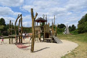 Base de loisirs Aquarev, aire de jeux enfants