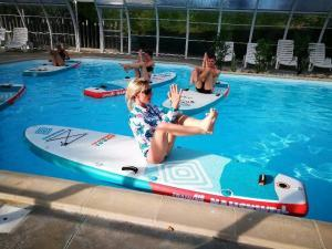 yoga sur paddle seasonova