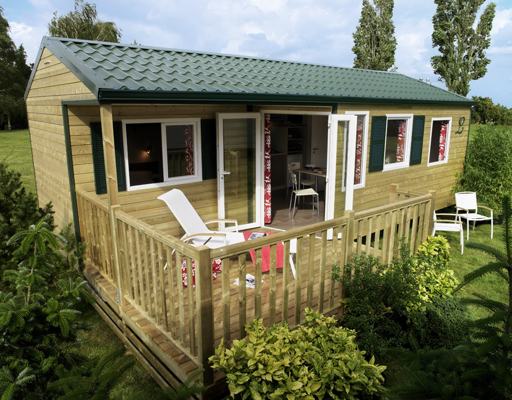 Mobile home Camping Les Portes d'Alsace
