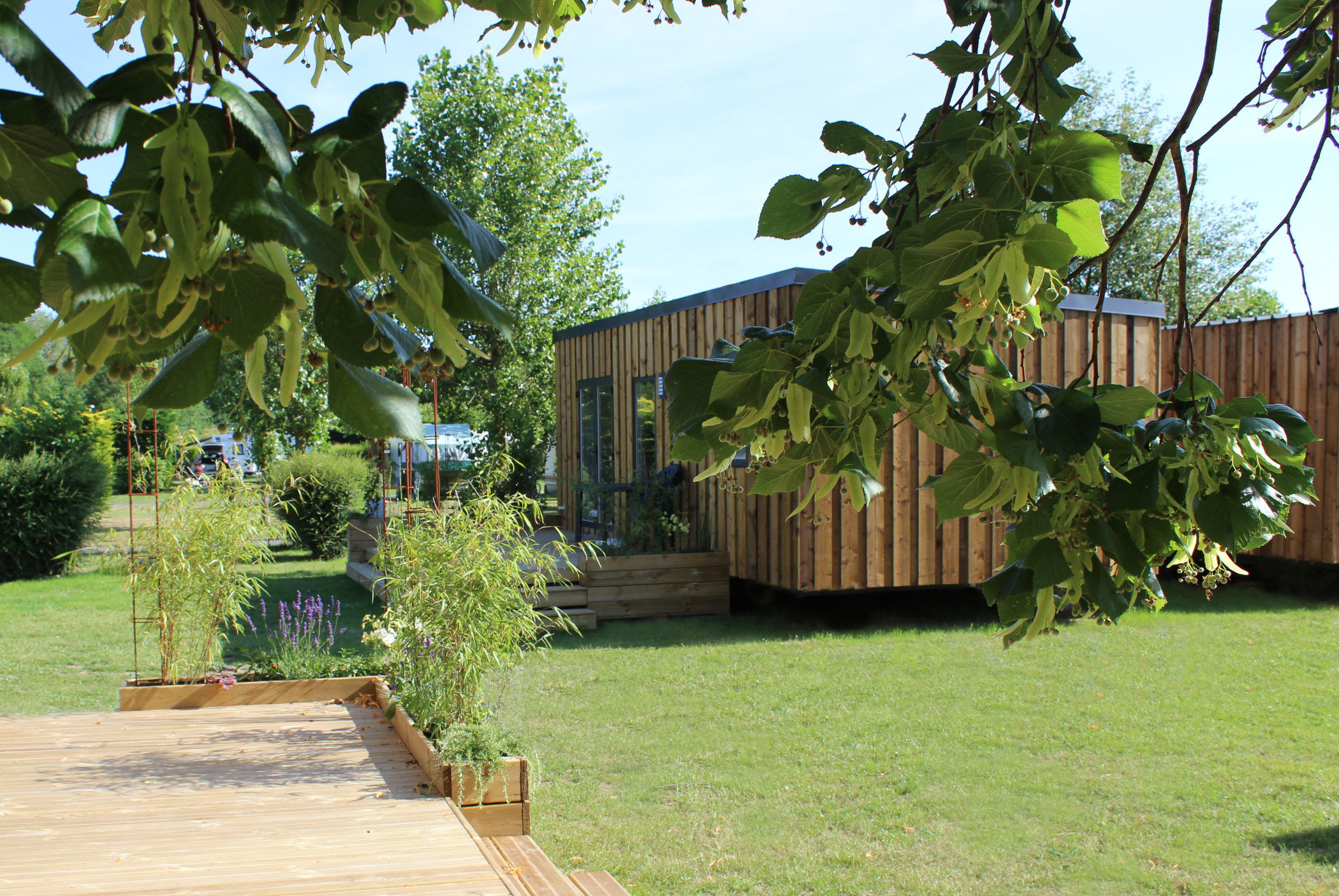 mobil home camping ouistreham