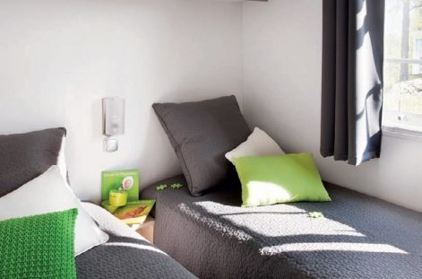 Chambre 2 lits simples cottage prestige