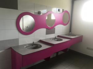 Nouveau Sanitaire au camping de Riva Bella