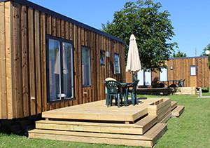 mobile-home-bois-camping-le-Rivabella-Ouistreham
