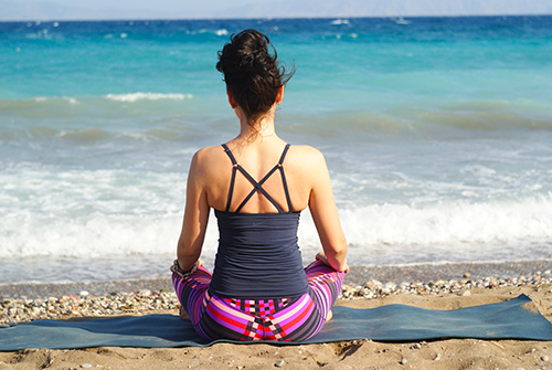 Ile de Ré Activité Yoga
