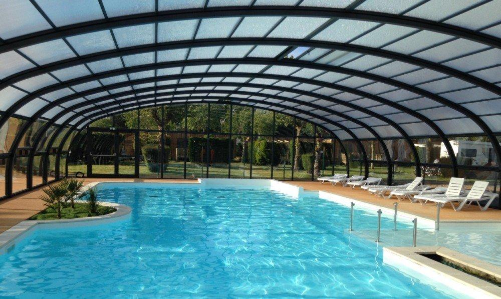 piscine du camping riva bella de Ouistreham