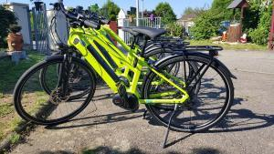 Vélos en location