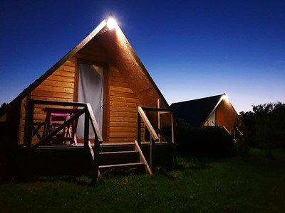 cabane wood