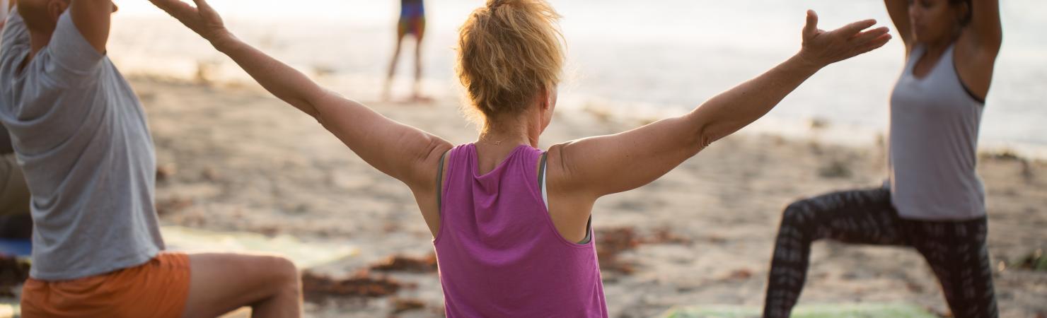 Yoga plage Seasonova