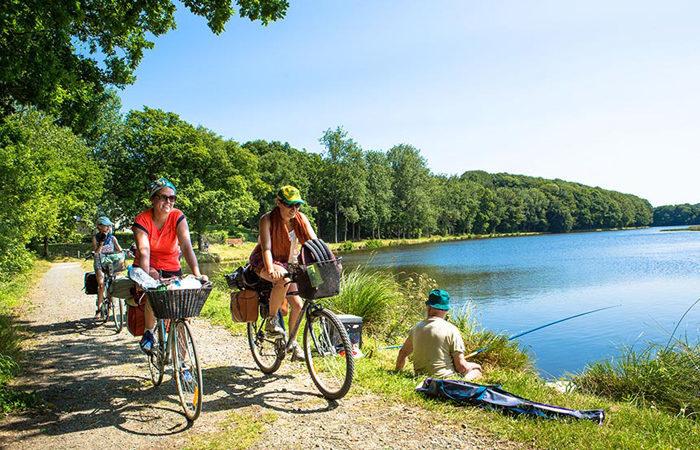 Randonnée Loire à vélo